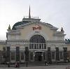 Железнодорожные вокзалы в Игнатовке