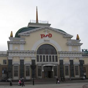 Железнодорожные вокзалы Игнатовки