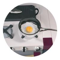 Кафе Ням-Ням - иконка «кухня» в Игнатовке